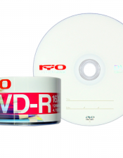 Ryo DVD-R 120min/4.7GB/16X 50 Pieces