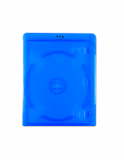 Blu-ray Case Blue