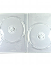 DVD Twin Case Clear