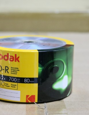 Kodak CD-R 52X 700MB Pack 50